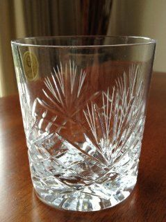 Crystal Whisky Tumblers   Set of 6   Majestic   Waterford Crystal Tumbler Glasses