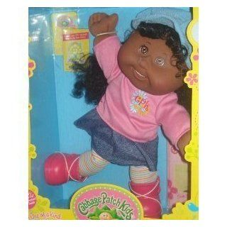 "Cabbage Patch Kids Doll African American Premiere Collection ""Playful Girl"""