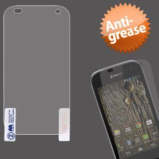 MyBat KYOCERA C6721 Hydro XTRM Anti Grease LCD Screen Protector   Retail Packaging   Clear Cell Phones & Accessories