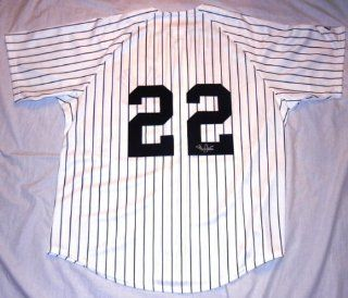 Roger Clemens Autographed New York Yankees Jersey W/PROOF, Picture of Roger Signing For Us, New York Yankees, Houston Astros, Boston Red Sox, Toronto Blue Jays Sports Collectibles