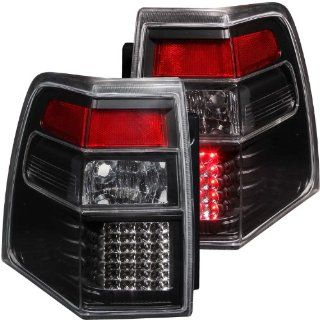 Anzo USA 311110 Ford Expedition Black LED Tail Light Assembly   (Sold in Pairs) Automotive