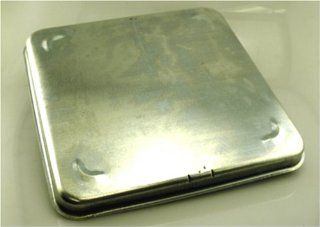 Ventline BVO534 00 Steel Vent Cover   Vent Lid   Metal Finish Automotive