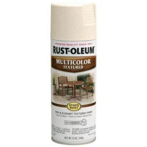 Rust Oleum Stops Rust 12 oz. Multi Colored Textured Spray Paint (6 Pack) 239121