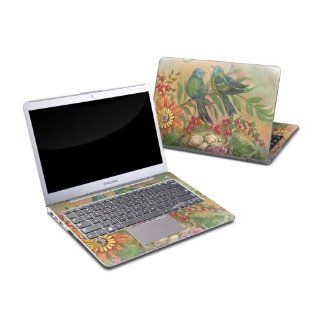 Splendid Botanical Design Protective Decal Skin Sticker for Samsung Series 5 13.3 inch Ultrabook PC 530U38 A01 Computers & Accessories