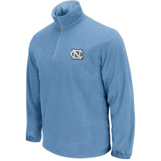 KNIGHTS APPAREL Mens North Carolina Tar Heels Mens Fleece Quarter Zip