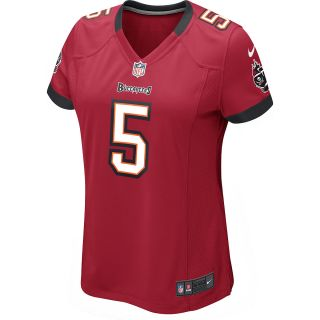 NIKE Womens Tampa Bay Buccaneers Josh Freeman Game Team Color Jersey   Size