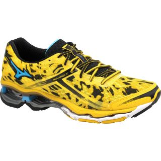 MIZUNO Mens Wave Creation 15 Running Shoes   Size 9, Yellow