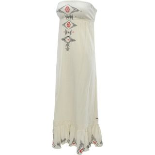 RIP CURL Womens Nevermore Maxi Dress   Size Xl, Ivory