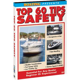 Bennet Marine Top 60 Tips Safety (H469DVD)