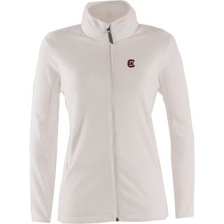 Antigua South Carolina Gamecocks Womens Ice Jacket   Size Large, Sc Gamecocks
