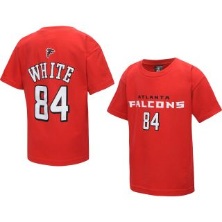 NFL Team Apparel Youth Atlanta Falcons Roddy White Primary Gear Name and Number