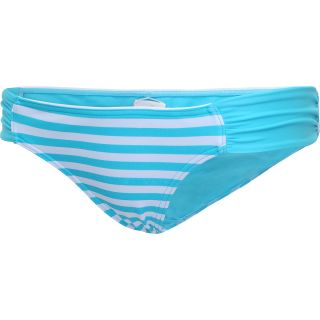 RIP CURL Womens Love N Surf Stripe Hipster Swimsuit Bottoms   Size Xl, Blue