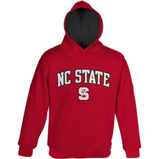 adidas Youth North Carolina State Wolfpack Game Day Fleece Hoody   Size Medium