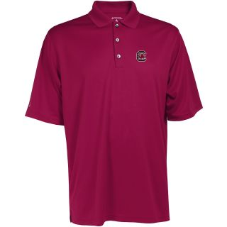 Antigua Mens South Carolina Gamecocks Exceed Desert Dry Xtra Lite Moisture