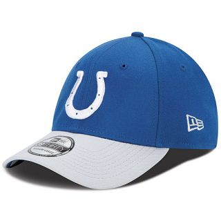 NEW ERA Mens Indianapolis Colts TD Classic 39THIRTY Flex Fit Cap   Size L/xl,