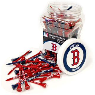 Team Golf MLB Boston Red Sox 175 Golf Tee Jar (637556953513)