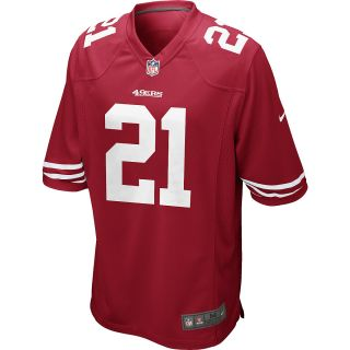 NIKE Mens San Francisco 49ers Frank Gore Game Team Color Jersey   Size Small,
