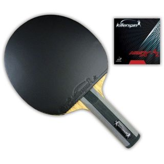 Killerspin RTG Diamond TC Professional Table Tennis Racket   Size Flared (106