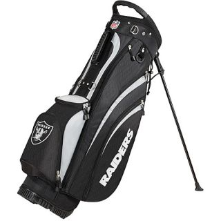 WILSON Oakland Raiders Stand Bag