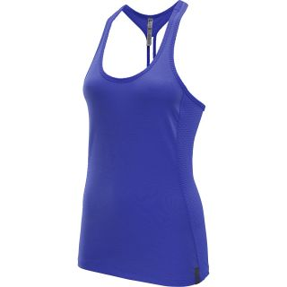 UNDER ARMOUR Womens Fly By Stretch Mesh Tank Top   Size Medium,