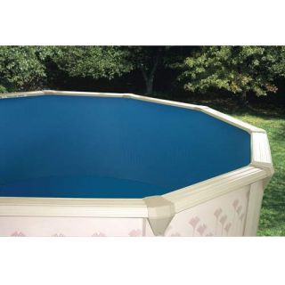Heritage Pools Replacement Round Pool Liner   Size 27 Foot (LN2752)