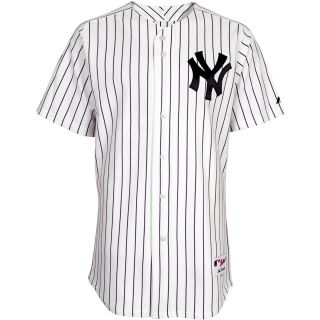 Majestic Athletic New York Yankees Big & Tall Authentic On Field Home Jersey