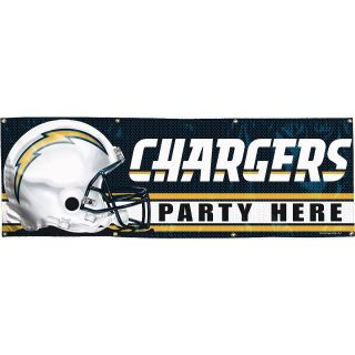 Wincraft San Diego Chargers 2X6 Vinyl Banner (37627071)