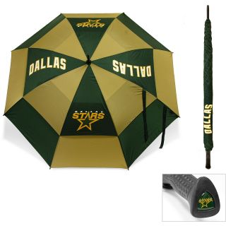 Team Golf Dallas Stars Double Canopy Golf Umbrella (637556138699)