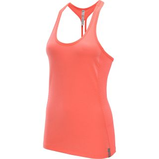 UNDER ARMOUR Womens Fly By Stretch Mesh Tank Top   Size Xl,