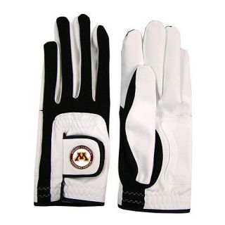 Team Golf University of Minnesota Golden Gophers Golf Glove Left Hand
