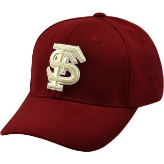 TOP OF THE WORLD Florida State Seminoles Premium Collection Stretch Fit Cap