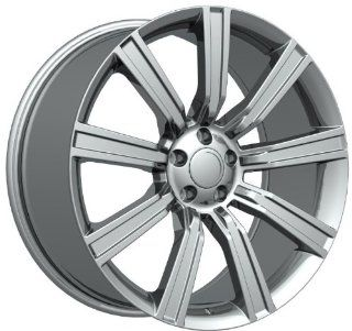 "20"" Rims for Range Land Rover Evoque 2013 Set of Four Rims and Caps Automotive"