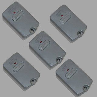 5 Pack   GTO Rb741 Gate Opener / GTO Gate Opener   Remote Controls   Garage Door Remote Controls