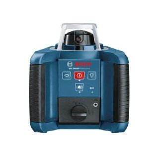 Bosch GRL300HV Self Leveling Rotating Laser   Rotary Lasers