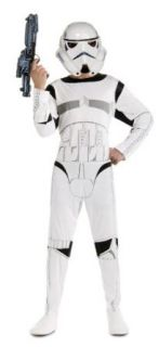 Rubie's Costume Star Wars Stormtrooper, White, One Size Costume Clothing