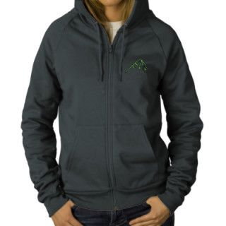 Mountain Outline Hoodie