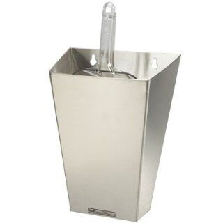 Infra Corporation ISH 564 Ice Scoop Holder   Stainless Steel 64 oz. Capacity Kitchen & Dining