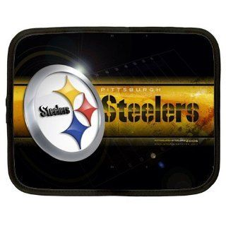 Brand New Laptop Netbook Notebook XXL Case Bag Pittsburgh Steelers Sport  Other Products