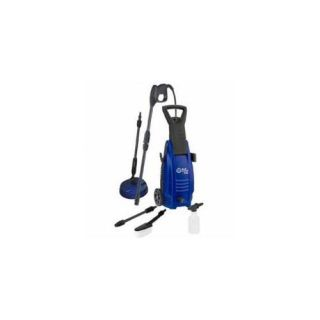 AR AR142 PLUS Blue Clean 1600 PSI Electric Cold Water Residential Grade Pressure Washer with B, Electric Tools