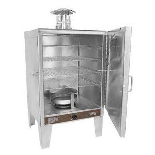 Stainless Steel Insulated Electric Smoker Kitchen & Dining