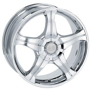 15x7 Sendel S16 (Chrome) Wheels/Rims 5x114.3/108 (S1615703C) Automotive