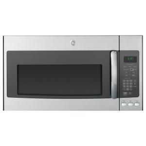 GE Profile 1.9 cu. ft. Over the Range Microwave in Stainless Steel with Sensor Cooking PVM9195SFSS