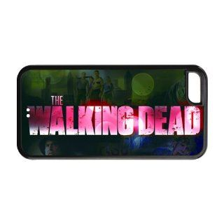 Iphone 5c Cases Nice Picture The Walking Dead TV Series 1391_04 Cell Phones & Accessories