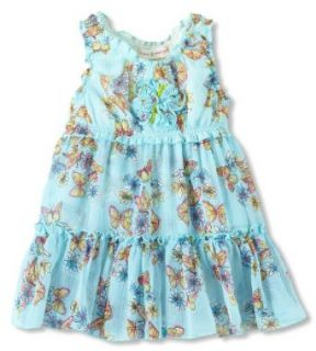 Mimi & Maggie Baby girls Infant Butterfly Wing Dress Clothing