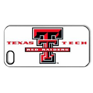 DIYCase Cool NCAA Series Texas Tech Red Raiders   Slim and Lightweight Case Cover for iphone 5   Black Cover Case   138870 Cell Phones & Accessories