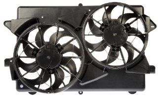 Dorman 621 112 Dual Fan Assembly for Saturn Vue Automotive
