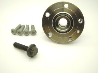 1T0 498 621 06 10 Jetta/GTI/EOS Front wheel bearing(with hub and mounting bolts) Automotive
