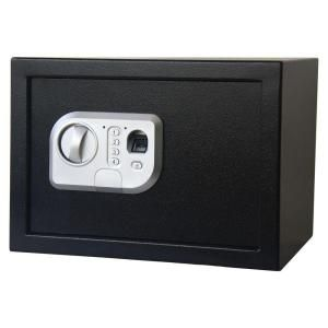 Stalwart 0.6 cu. ft. Fingerprint and Digital Lock Steel Safe 65 FIN 25