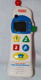 V Tech Little Smart Tiny Touch Phone for Baby
