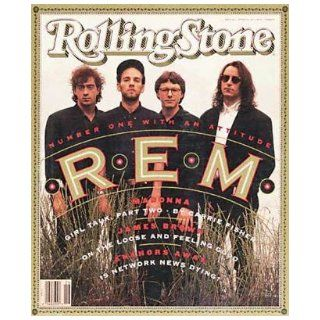 Rolling Stone Magazine # 607 June 27 1991 REM (Single Back Issue) Rolling Stone Books